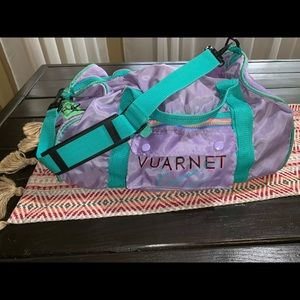 Vintage Vuarnet France duffle bag
